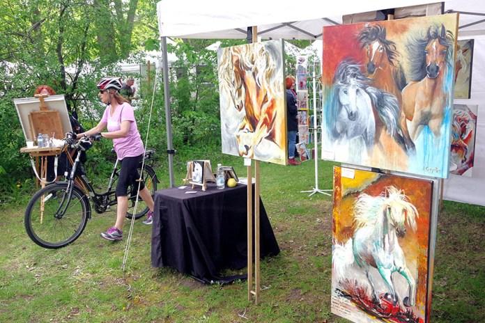 Rosemère Artists Gathering's 'Arts Symposium' deemed a success
