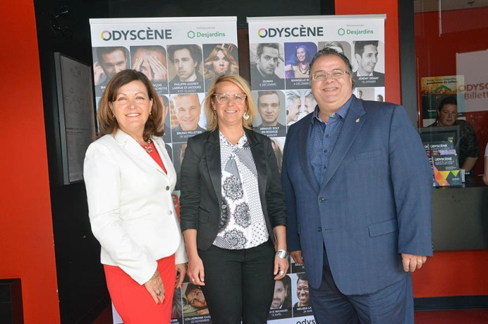 North Shore Liberal MPs announce Odyscène subsidy