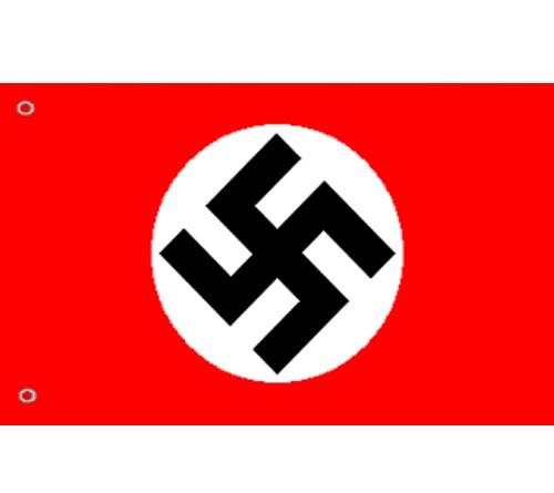 Swastika Flag - NSDAP