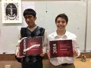 Varun Bhave Wins 2014 Voices Invitational