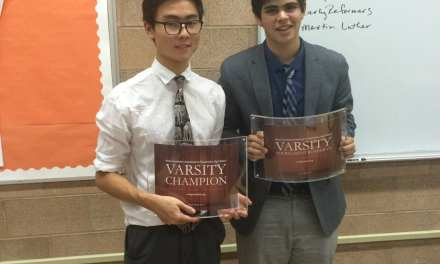 La Canada's Alex Zhao Wins Voices!