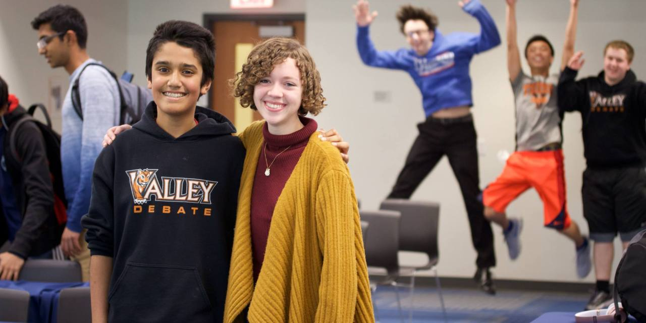 Valley's Animesh Joshi, Carly Reiger, and Conal Thomas-McGinnis Close Out Blue Key