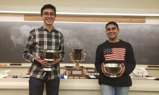 Cambridge Rindge and Latin's Andrew Garber Champions Harvard