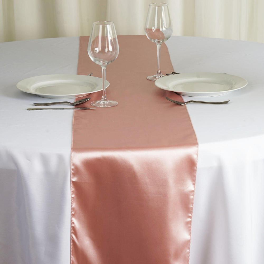 table satin rose poudre nse location