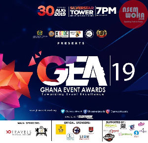 Ghana events Awards2019