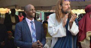 Kenya deports Jesus look alike