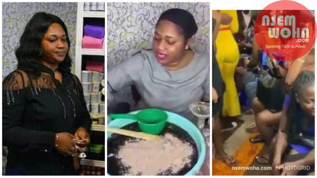 mama gee sells love charm products to slay queens
