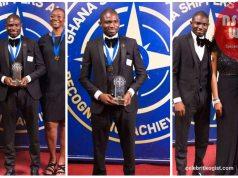 CEO of GNPC foundation Dominic Eduah wins award