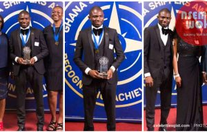 CEO of GNPC foundation Dominic Eduah wins award