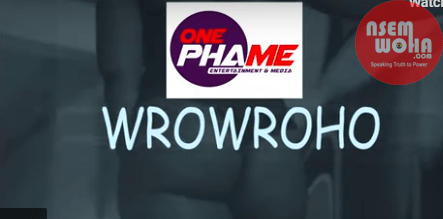 wrowroho official video cover art