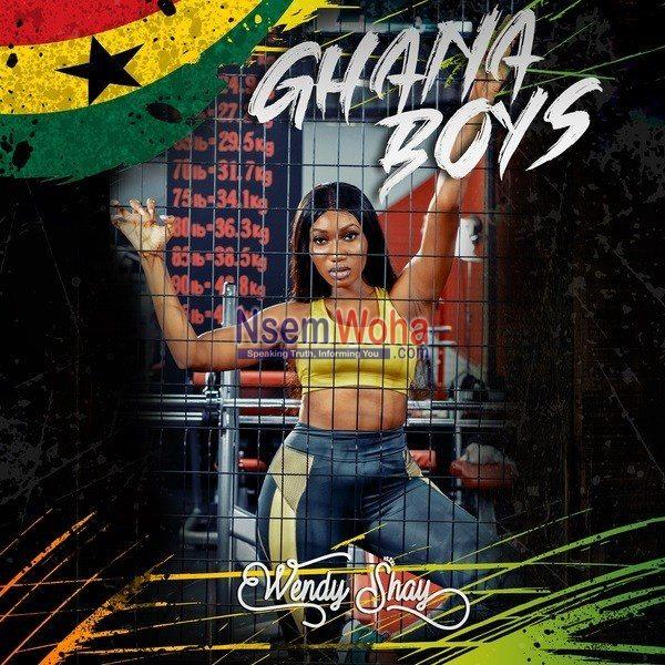 Wendy Shay Ghana Boys