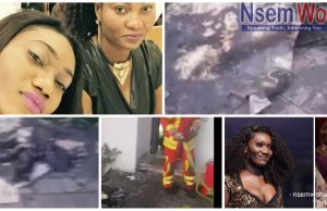 wendy shay house burned in Germany