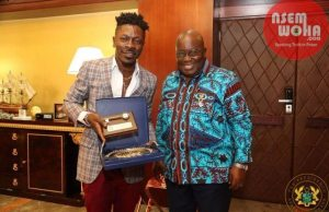 Shatta Wale dedicates feature on Beyonce's album to President Nana Akufo-Addo