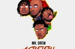 Mr. drew Agbelemi featuring Dopenation, Incredible