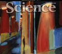 Cover of the October 5, 2012, issue of the journal Science.