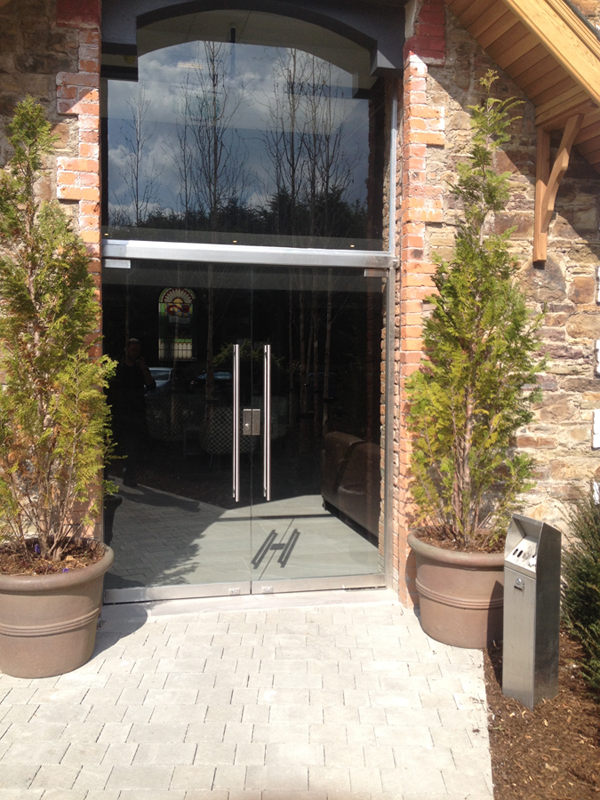 Toughened Glass Doors Northside Glass Nsg