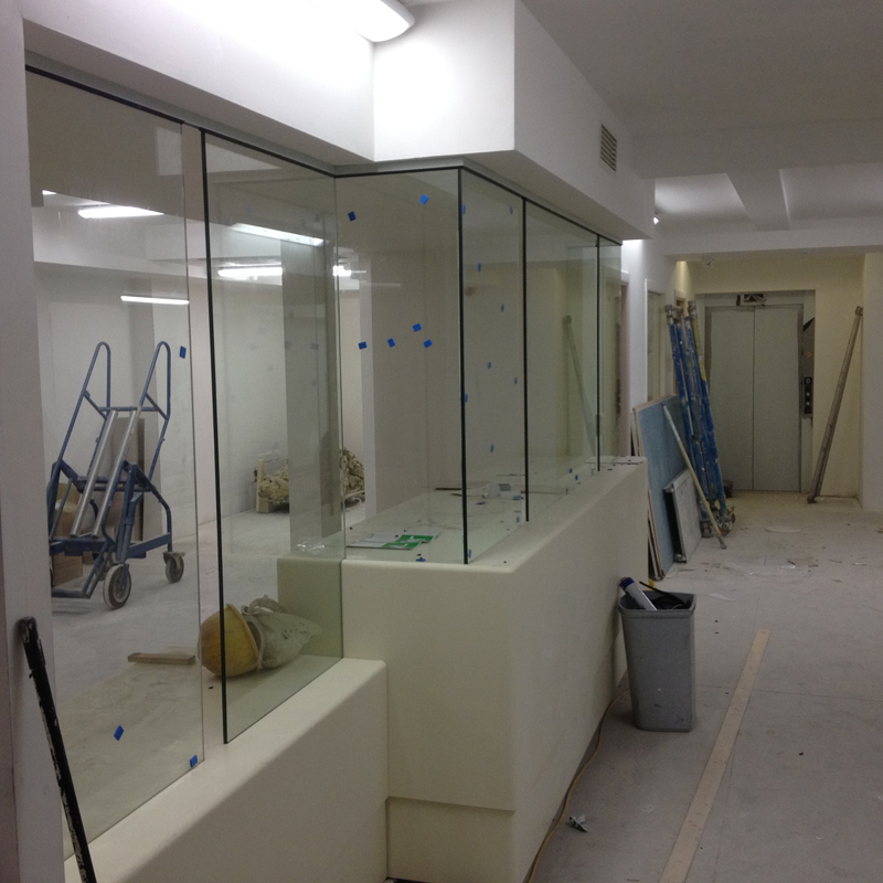 Glass Partitions Northside Glass Nsg