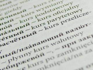 Cena tłumaczenie rosyjskiego