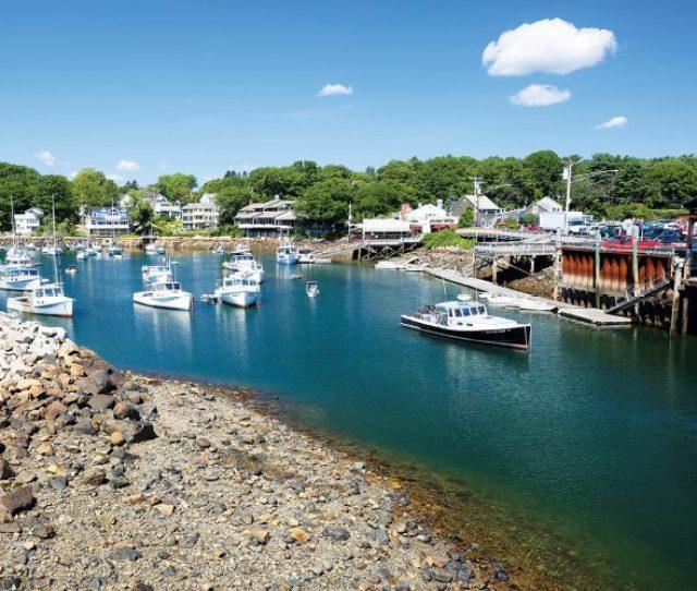 Trip To Ogunquit Maine