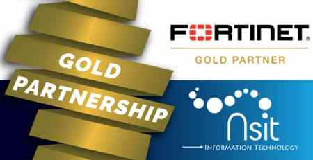 Somos Partner Gold de Fortinet en Nsit