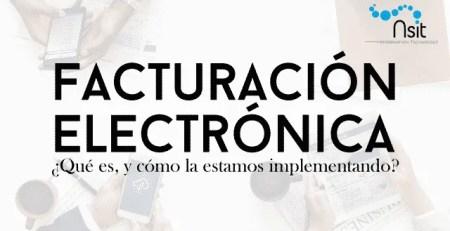 Facturación electrónica con Nsit