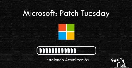 Patch Tuesday Microsoft nsit