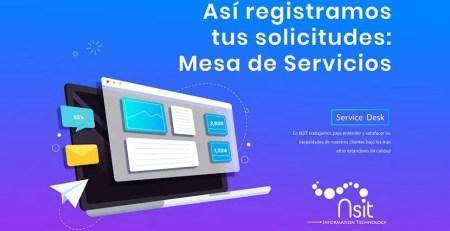 Así registramos las solicitudes en Nsit