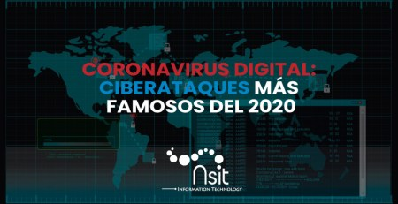 Coronavirus Digital Ciberatques mas famosos del 2020 nsit