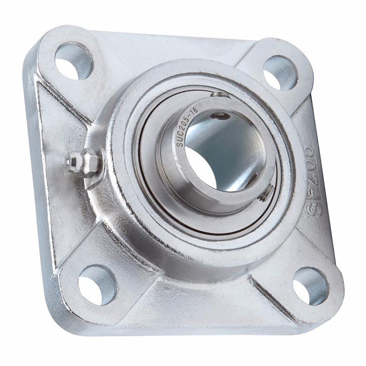 stainless steel pillow block bearings