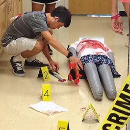 High School Summer Forensic Science   National Student