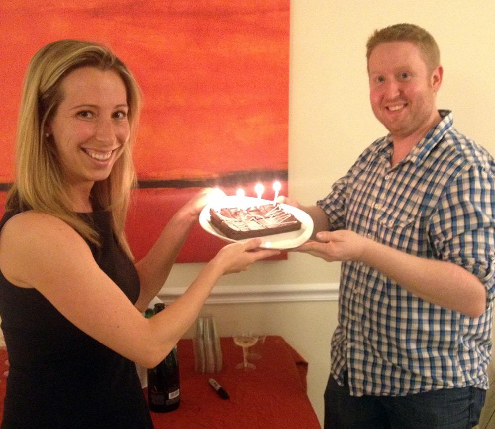 EICs with Cake