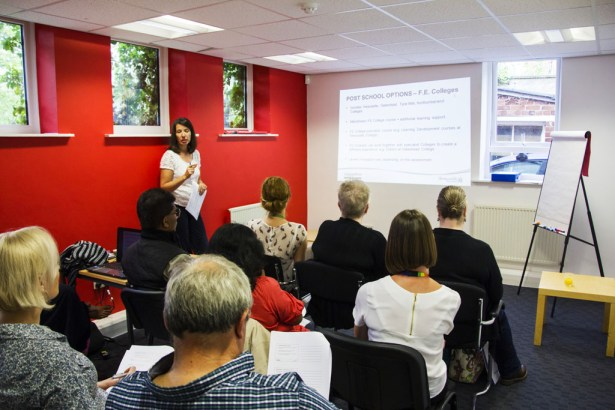Seminar held at our 2015 Marketplace event