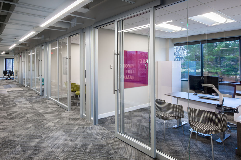 Trendway Hall Private Offices