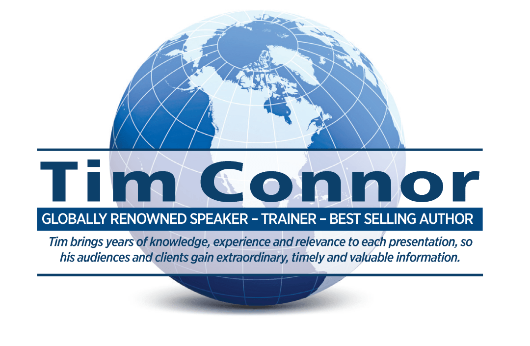 Visit Tim Connor's official website