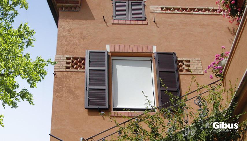 Vuoi ridurre il calore in ingresso fino al 76%. Tende Esterne Per Finestre Di Case Ed Edifici Storici Padova Monselice Mira Non Solo Tende