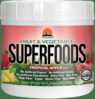 superfoods supplement