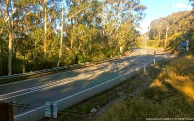 Duplicating the Great Western Highway