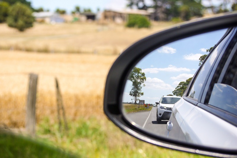 Stay safe on country roads during Rural Road Safety  Month.