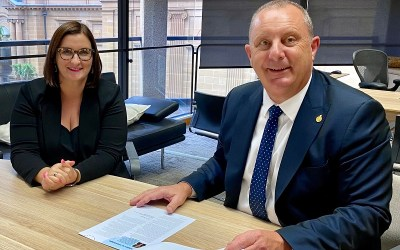 Funding certainty continues for regional schools