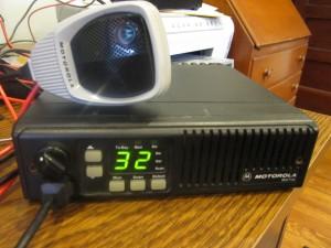 Motorola Maxtrac 300 (UHF)
