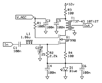 dual gate mosfet investigations \u2013 gain and agc ripples in the ether