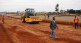 Image result for Road construction in Zamfara