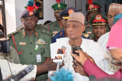 Defense Minister's Condolence Message On Kala-Balge's Incidence