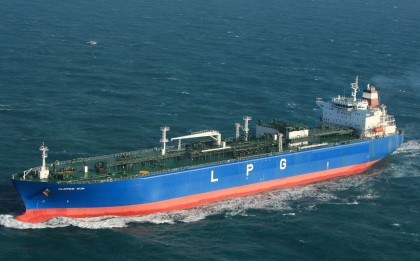 NNPC JV, West African Gas Ltd (WAGL), Takes Delivery of 2 LPG Carriers