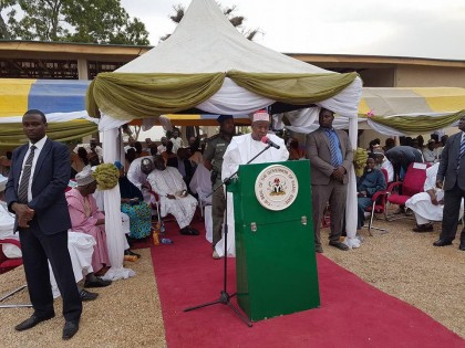 Be Productive So As To Be Useful To Self and Society – Gov. Ganduje