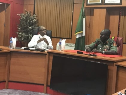 Governor El-Rufai Commends Nigerian Army, Demands More Troops