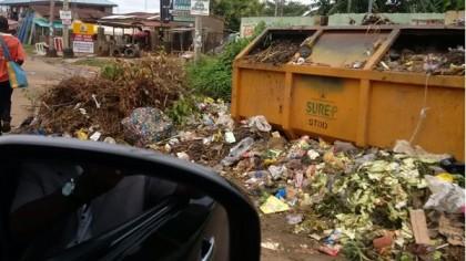 Jikwoyi Road, Karu