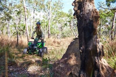 Uno Ms Quad Tours Darwin  2014. Photo Shane Eecen.
