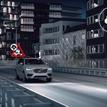 Η Volvo εντάσσεται στο πρωτοποριακό, Πανευρωπαϊκό, πιλοτικό έργο για την ανταλλαγή δεδομένων ασφαλείας