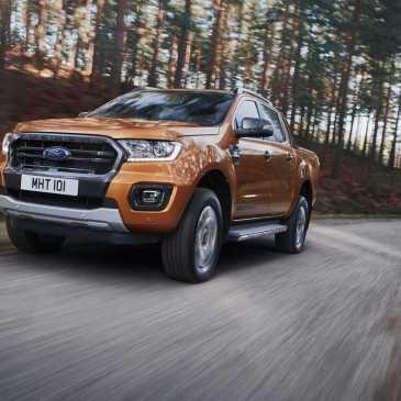 Η αποκάλυψη του νέου Ford Ranger!